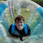 Schüler in der Bubble