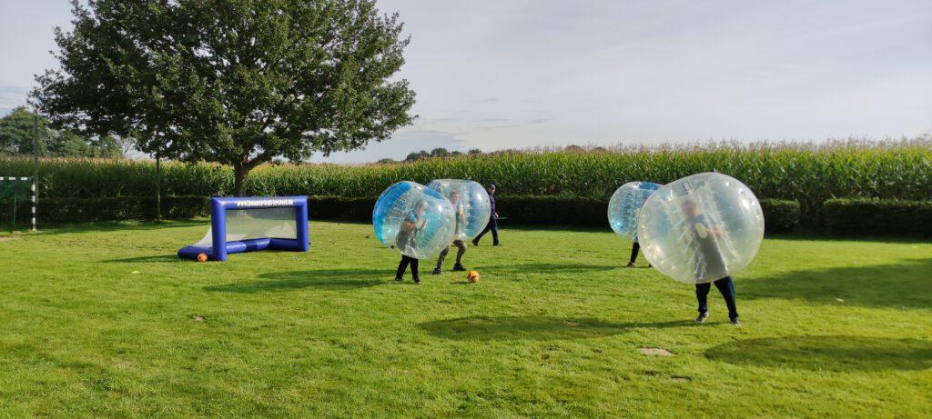 BubbleBall Football